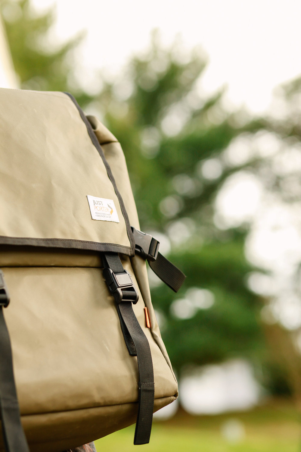 Just Porter Backpack Review and Giveaway | MALLORIE OWENS