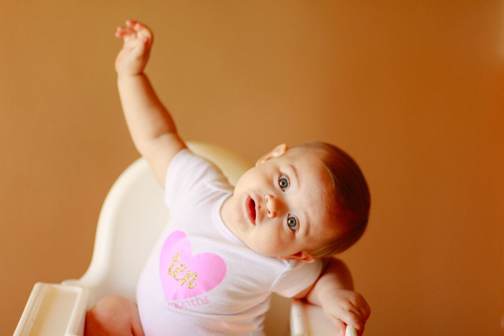 Iris Ann Owens ↠ 10 Months Photo Shoot | MALLORIE OWENS