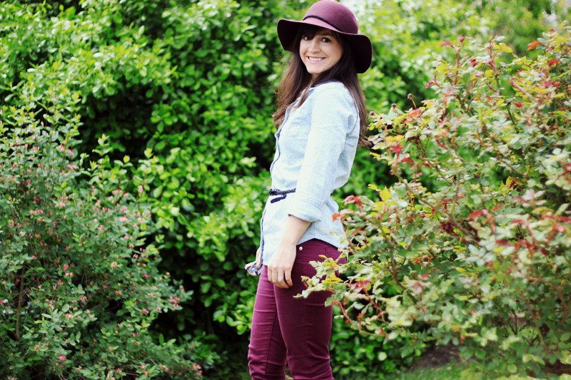 Fall Outfit | MALLORIE OWENS