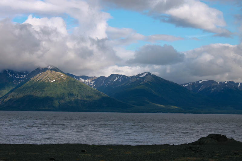 Places to Visit ↠ Girdwood, Alaska.