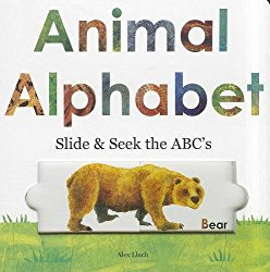 Current Favorite Toddler Book: Animal Alphabet