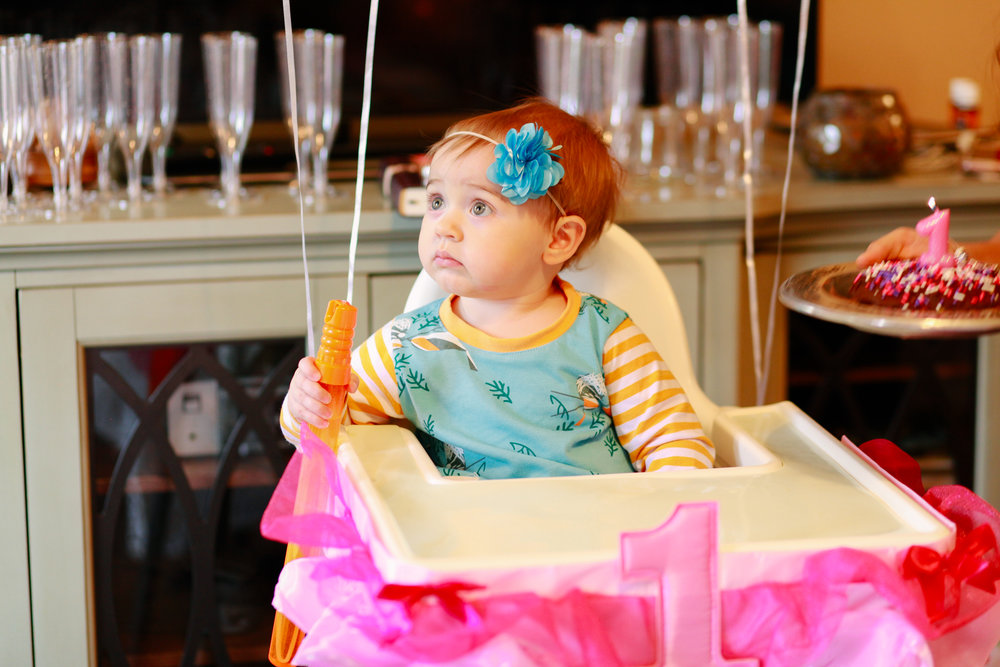 ONEderland First Birthday Party | MALLORIE OWENS
