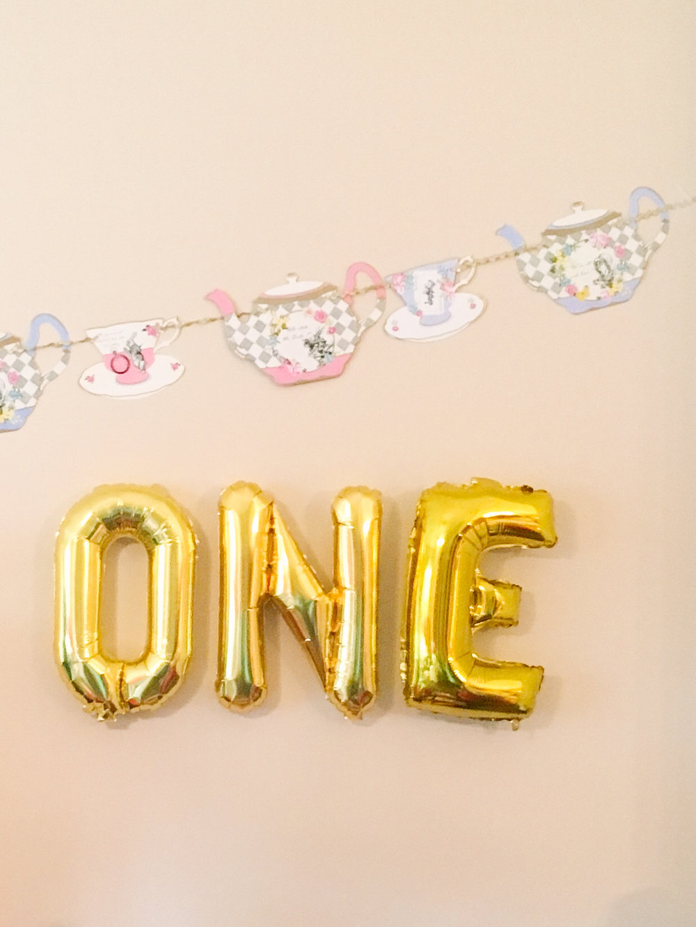 Iris First Birthday Party | MALLORIE OWENS