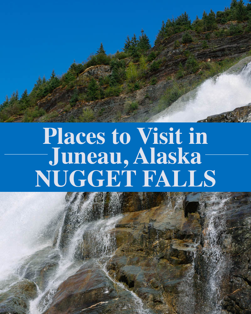 Juneau Alaska Travel, Nugget Falls Hiking | MALLORIE OWENS