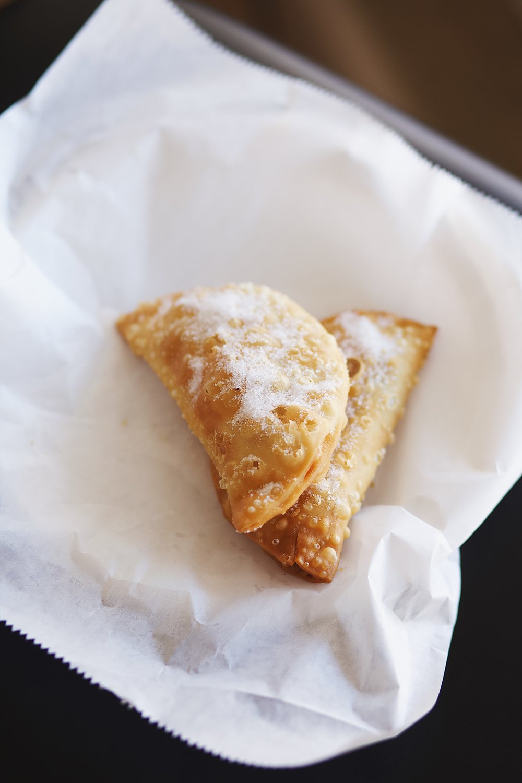 Cuban Dessert Empanada in Knoxville, TN | MALLORIE OWENS