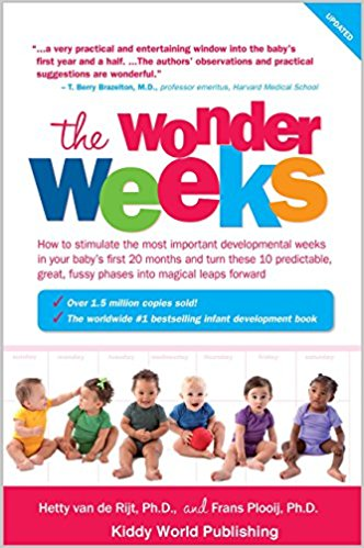 The Wonder Weeks- A MUST HAVE Parenting Book! My top pick. | Mallorie Owens
