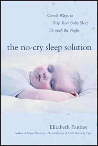 Favorite Parenting Books- The No-Cry Sleep Solution
