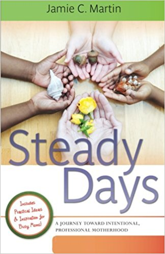Favorite Parenting Books- Steady Days