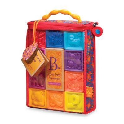 B. Toys Baby Blocks