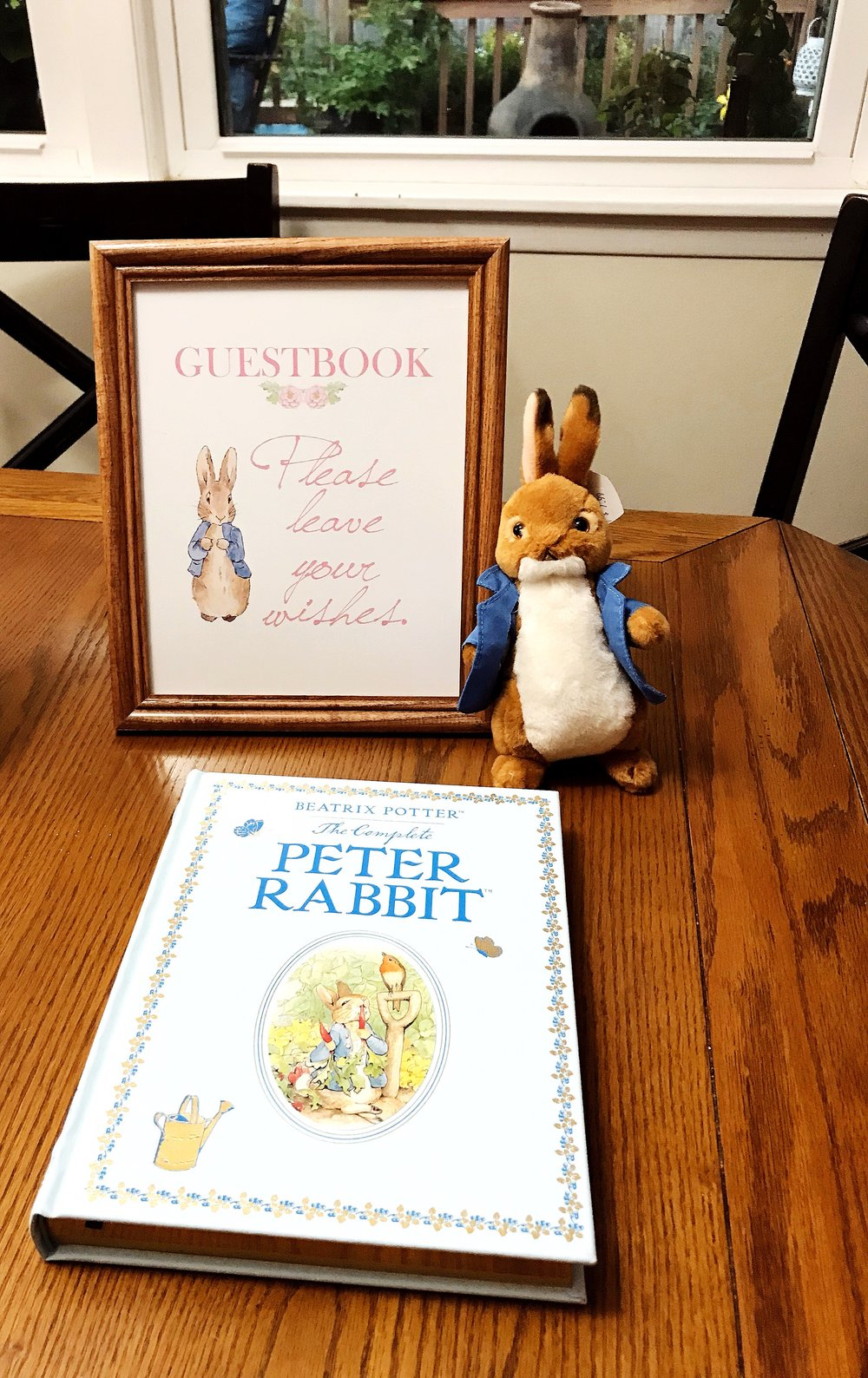 Some Bunny is Two Peter Rabbit Second Birthday Party | Mallorie Owens