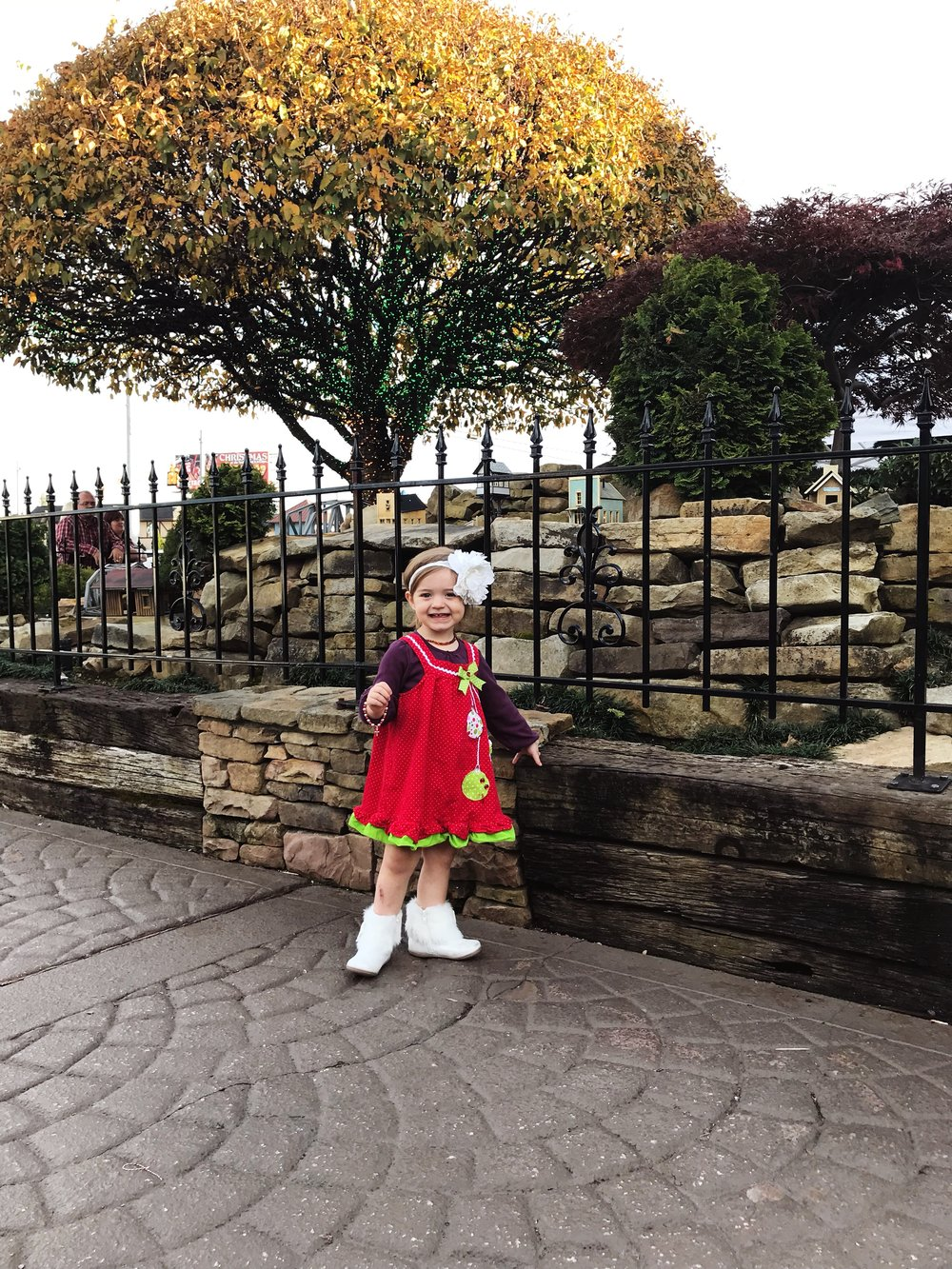 The Christmas Place Family Attraction in Pigeon Forge, Tennessee | Mallorie Owens