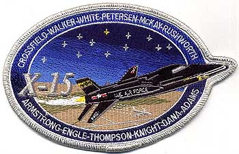 X-15 Flight 138 | June 29, 1965