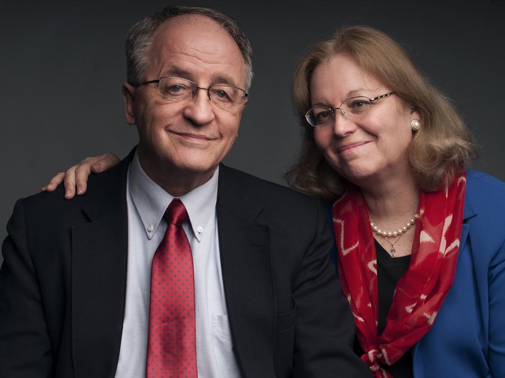 "Virginia State Delegate Robert G. ""Bob"" Marshall and his wife of 39 years, Cathy. (Luke Fontana Photo)"