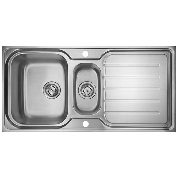 Astini Magnum 1.5 Bowl Brushed Stainless Steel Sink