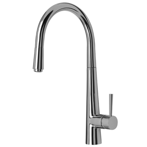 Astini Palazzo Led Single Lever Pullout Rinse Kitchen Sink Mixer Tap