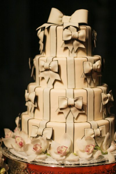 Adler Wedding Cake