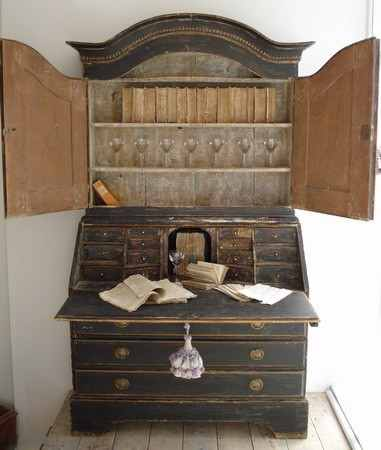 Appley Hoare French Writing Desk