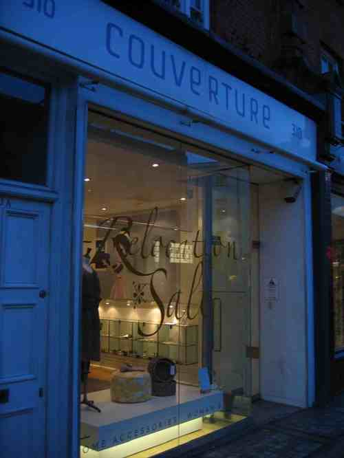 Couverture storefront