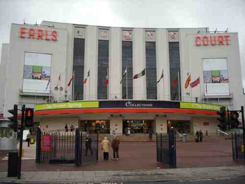 Earl's Court Exhibition Center