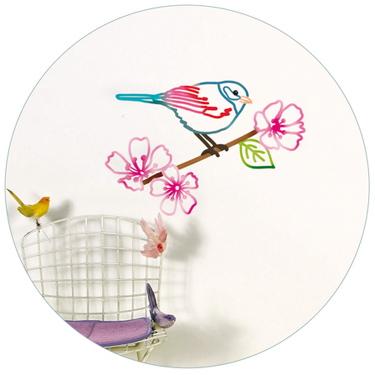 Oiseau Mimilou