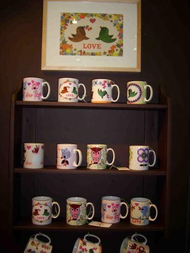 Petra Boase Mugs