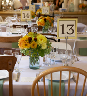 Shauna wedding table setting