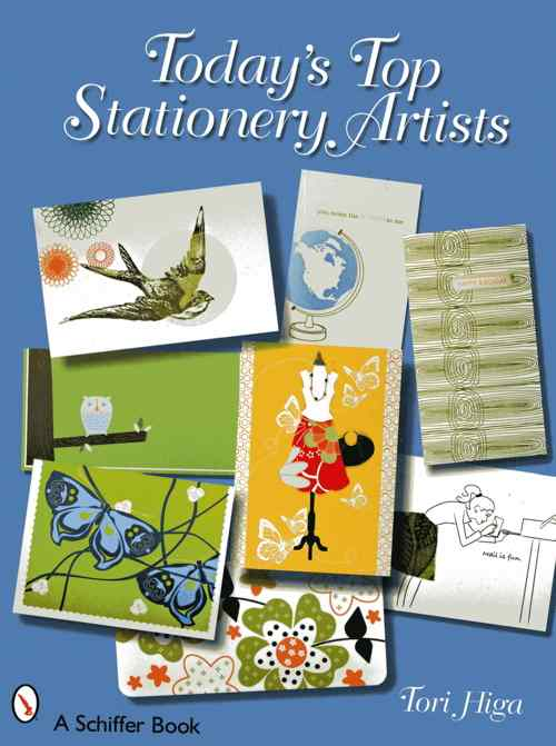 Today's Top Stationery Artists