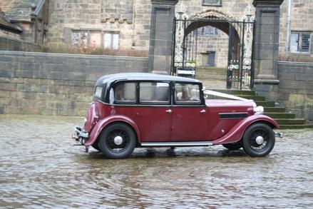 Poppy vintage Rover