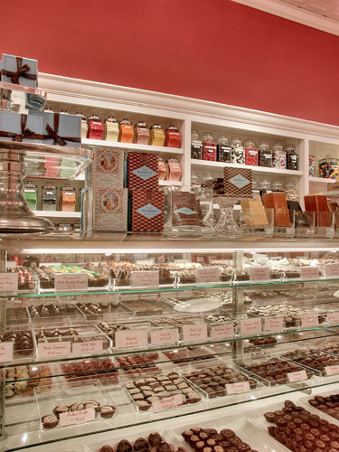 Confectionery Counter