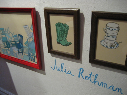 julia rothman at rare device