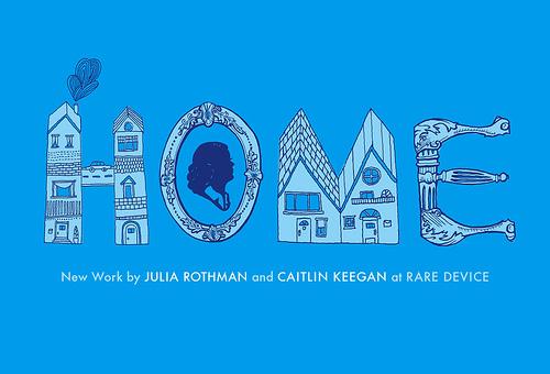 Julia Rothman Home at Rare Device