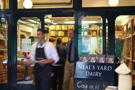 Neal's Dairy Yard
