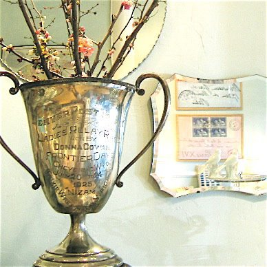 Prize Trophy Cup