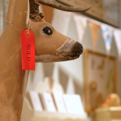 Prize Deer