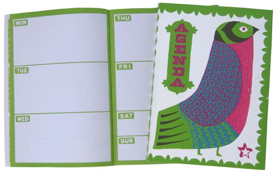 Sukie Agenda Diary