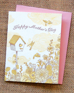 Hummy Mummy Mother's Day Card