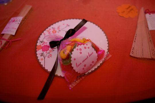 Cherry Blossom menu