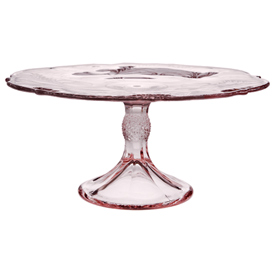 Thistle Rose Cake Stand