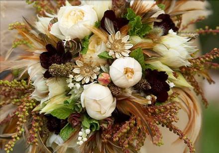 Sharla Flock bouquet