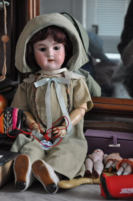 Doll from Coney Island