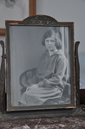 Grandma as a girl