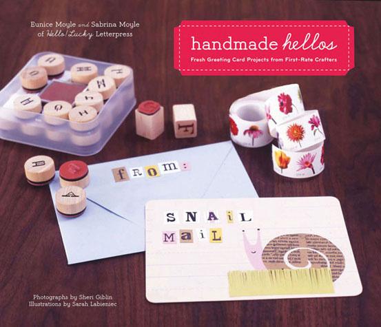 Handmade Hellos Cover