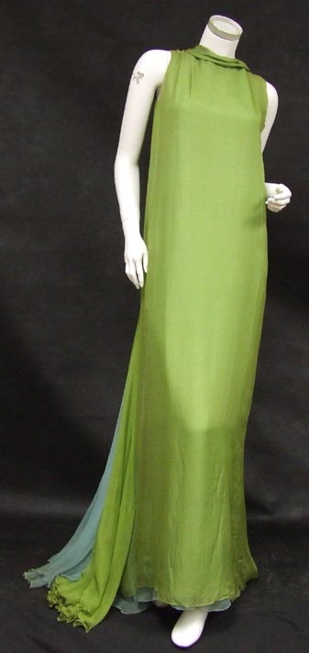 Sarmi Evening Gown Front