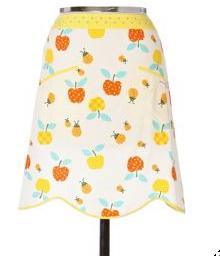 Summer apron