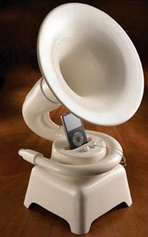 Ipod Grammaphone