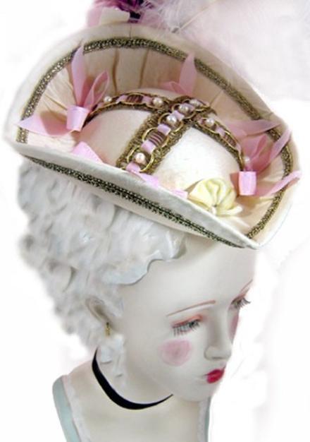 Marie Antoinette Tricorn