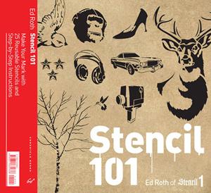 Stencil Kit Book