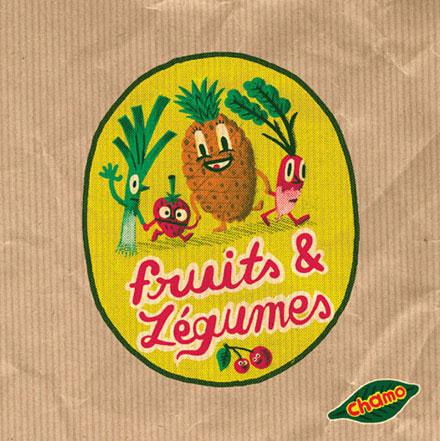 Fruits! Legumes!