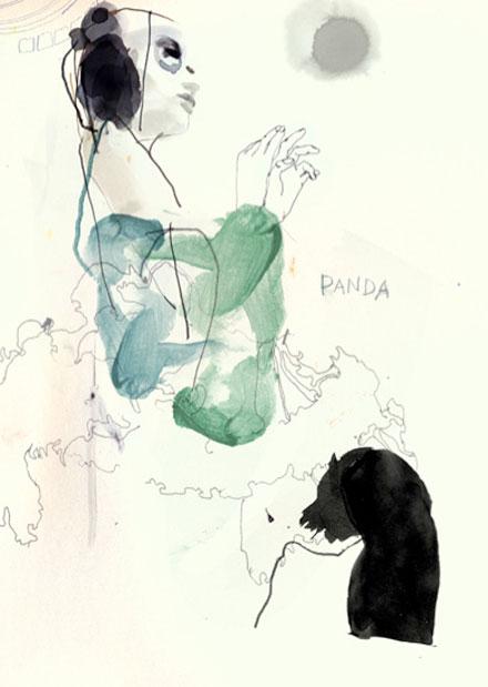 Panda Dancer