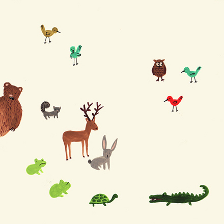Teeny Animals